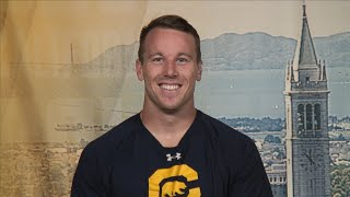 'Inside Pac-12 Football' preview: Cal's Patrick Laird turns pages in the endzone thumbnail