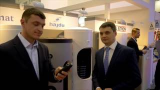 видео Теплоаккумулятор Hajdu