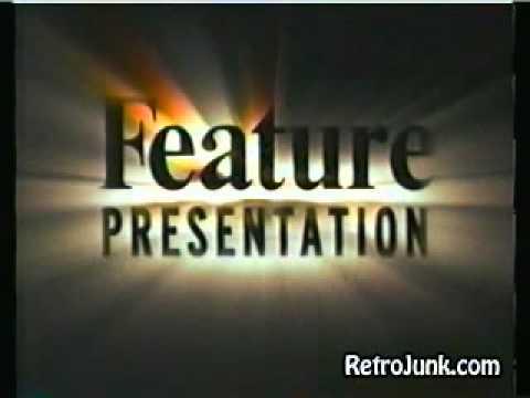 Encore Movie Channel 1999 Feature Presentation