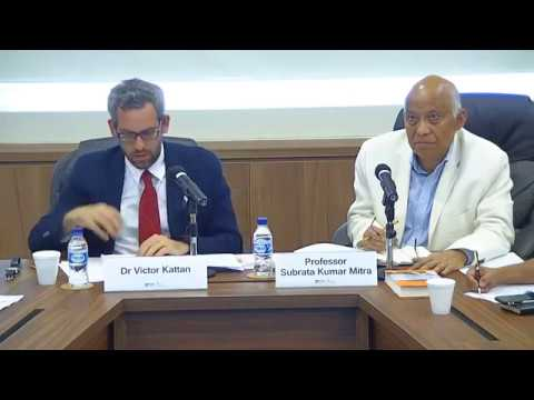 International Law, Self-Determination & the Partitions of British India & Mandate Palestine