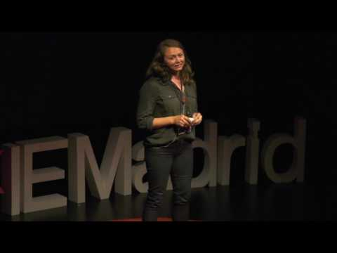 Food For Thought: Our Minds On New Models Of Media Consumption. | Alexandra Baumhardt | TEDxIEMadrid