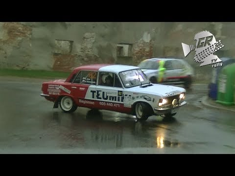 TARMAC MASTERS 3° Rally Kegger 2018 | Świdnica | BEST of ACTION on WET TARMAC by GRB