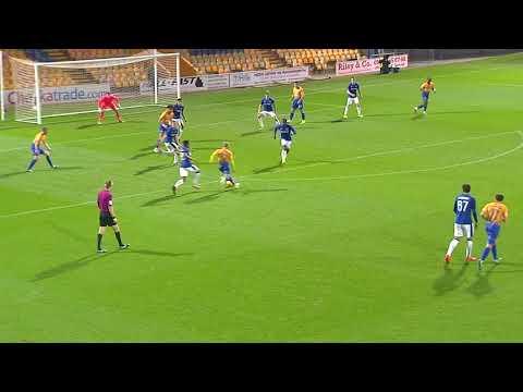 Mansfield v Everton