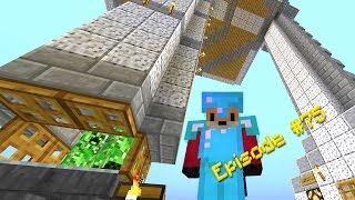 Minecraft - SURVIVAL MOB GRINDER | XP FARM - Foxy's Survival World [75]