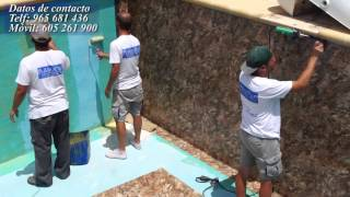 Гидроизоляция Jijona бассейны, клиентом обзор о Бассейны Туалетный