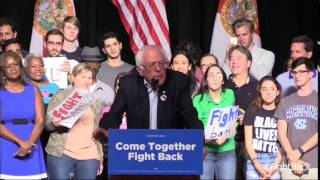DNC Unity Tour Boos When Bernie Sanders Thanks Tom Perez For His Remarks