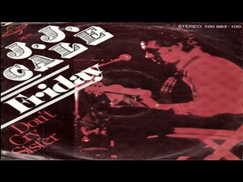J.J. Cale - Friday   1979