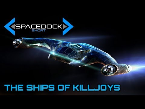 Thoughts on the Ships of Killjoys
