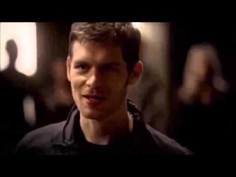 Best Klaus-Vampire Scene EVER! Vampire ultra fight! (HD)