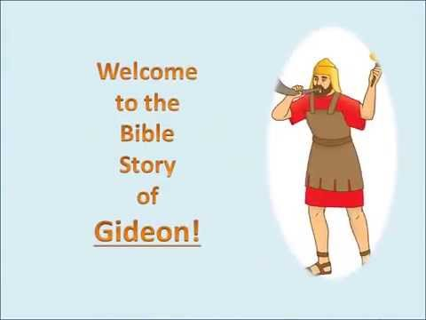 The Bible Story of Gideon