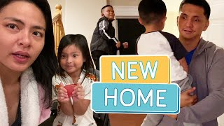NEW BEGINNINGS (MOVING IN TO OUR NEW HOME) - Alapag Family Fun