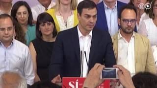 El recorrido político de Pedro Sánchez | España