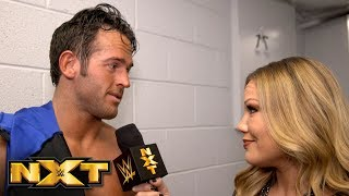 Roderick Strong reacts to tough loss against Pete Dunne: NXT Exclusive, Feb. 14, 2018
