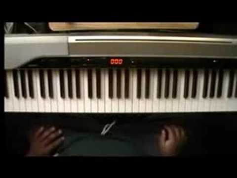 how to play stand by donnie mcclurkin on piano
