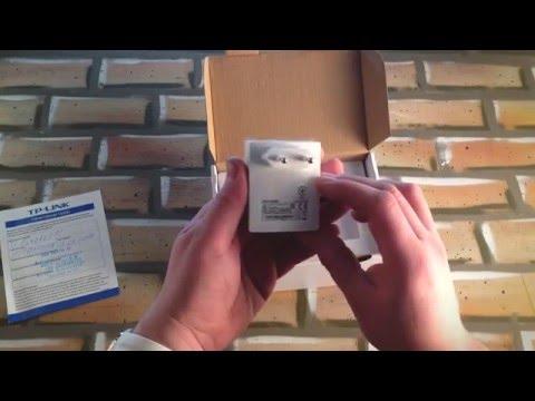 Комплект адаптерів PowerLine TP-LINK TL-PA4010KIT