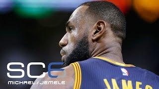 LeBron James Is
