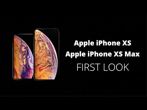iPhone XS: Apple iPhone XS First Look | iPhone XS Price in India, Specs, Features