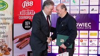 Sportowiec Roku 2016 w Regionie: Nagroda dla Zygmunta Klepackiego