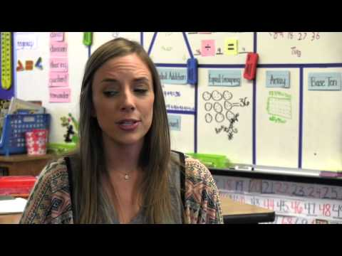 Whitney Spalding, Mentone Elementary, Redlands Unified School District