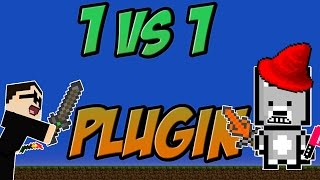 PvP 1vs1 Bukkit Plugin Minecraft 1.7.10| Spigot | German| | Tutorial |