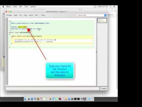 Cara Running Java