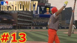PLAYING AN ALL DIAMOND TEAM! | MLB The Show 17 | Diamond Dynasty PT.13