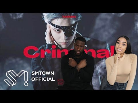 TAEMIN 태민 'Criminal' MV|REACTION|