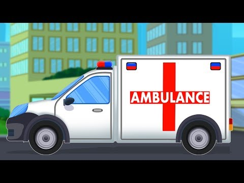 Ambulance Formation And Uses | Videos For Babies by Kids Channel