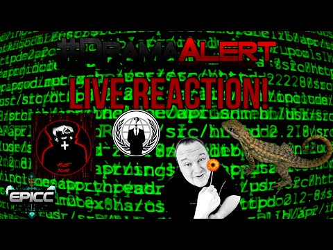 #TheInterview (Lizard Squad, Finest Squad, Anonymous, Kim Do