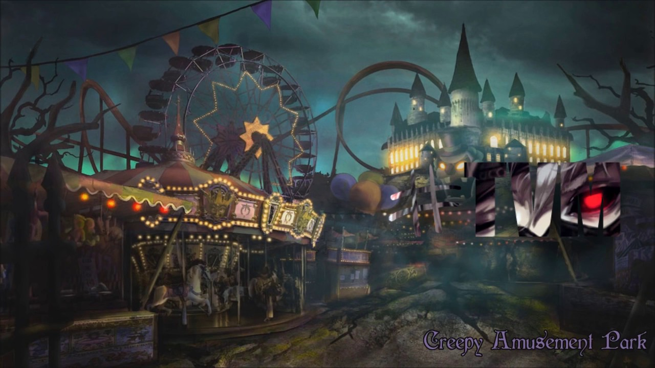 Creepy carnival music