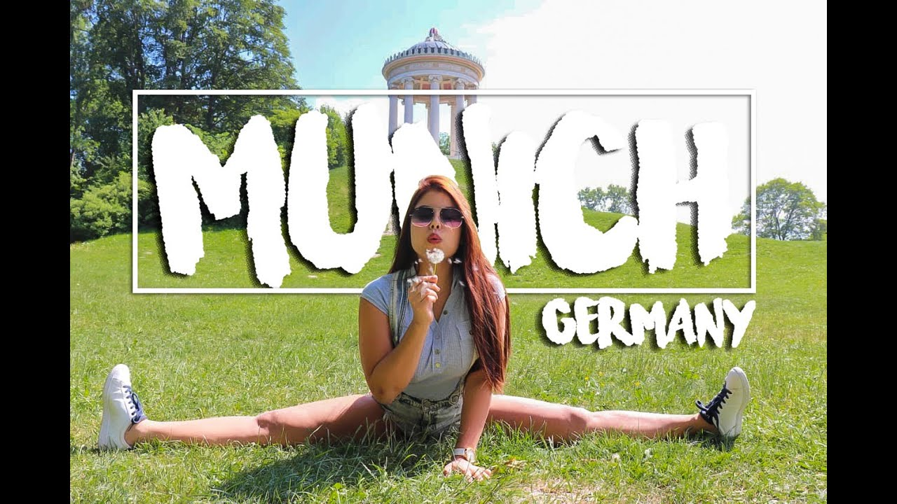My Top 3 places to visit in Munich- Germany  River surfing in the city