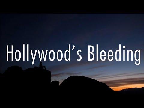 Post Malone - Hollywood's Bleeding (Lyrics) Mp3