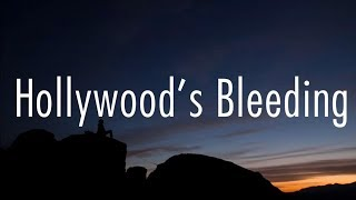 Baixar Post Malone - Hollywood's Bleeding (Lyrics)