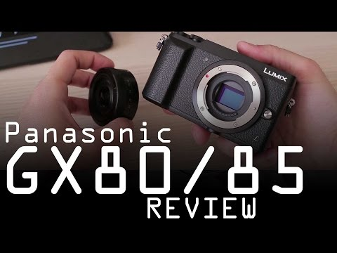 Panasonic GX80 review (GX85, GX7 mark II)