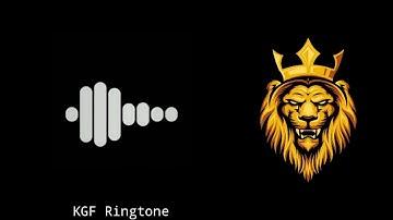 KGF Ringtone // 30 sec Ringtone // AM Creation // KGF Song Ringtone