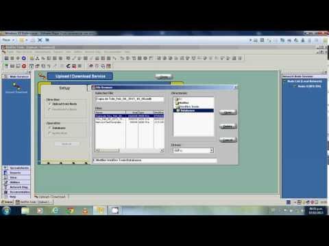 VeriFire Tools 5 7- download upload database - Instructivo