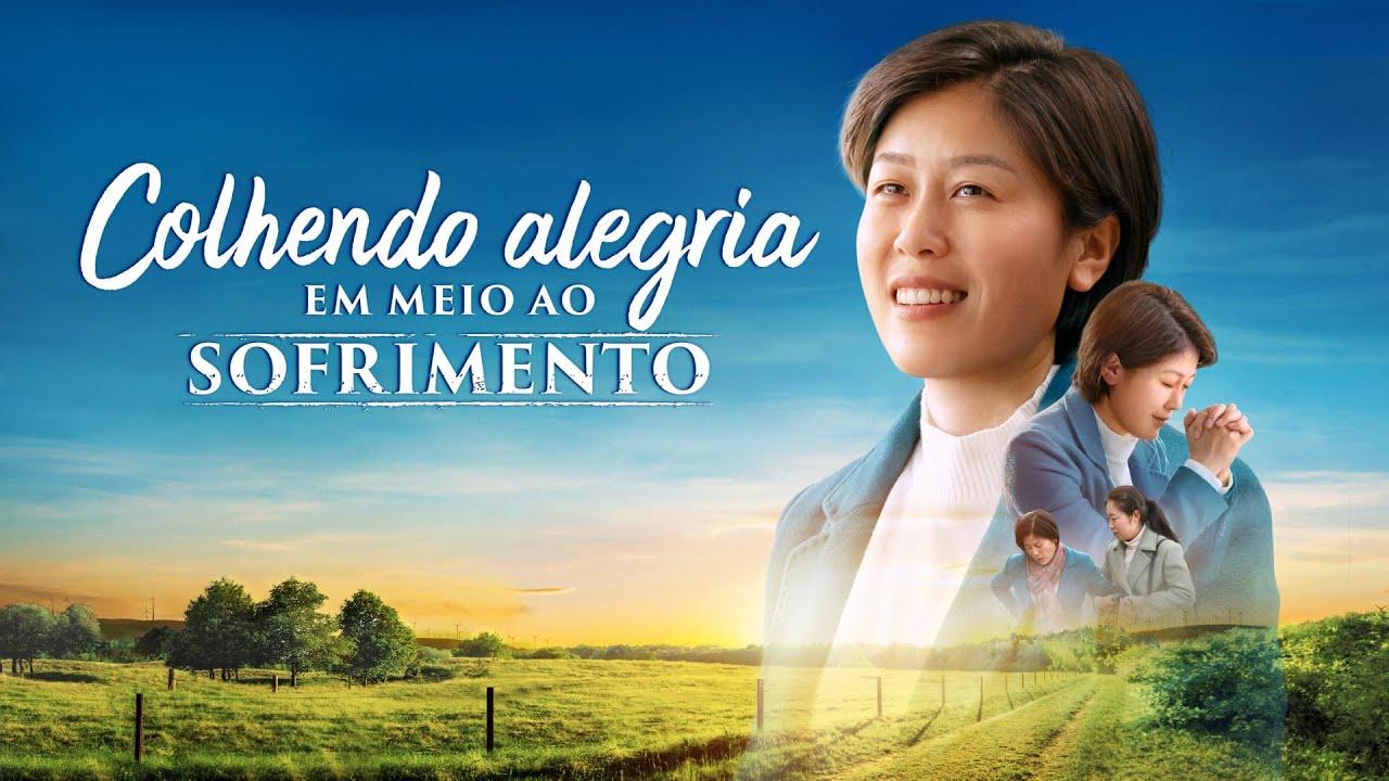 """Filme gospel completo em português """"Colhendo alegria em meio ao sofrimento"""""""