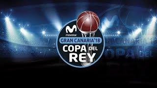 Sorteo de emparejamientos de la Copa del Rey Gran Canaria 2018