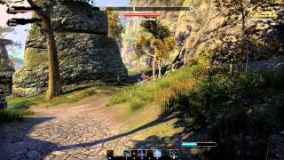 The Elder Scrolls Online with Dan Bull: Exploring the world