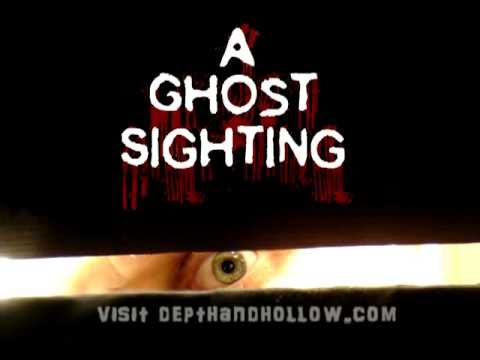 A Ghost Sighting Teaser Trailer