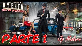 Omerta City of Gangsters GamePlay en Español Parte 1 ( Maine Avenue) Jp Molero