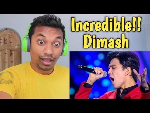 Indian Reaction Dimash Kudaibergen - Your Love (премьера)