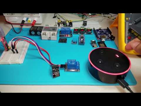 Arduino Project for beginners | Home Automation with Alexa | Tutorial # 1