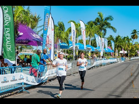 Run Barbados Marathon Race Weekend 2017