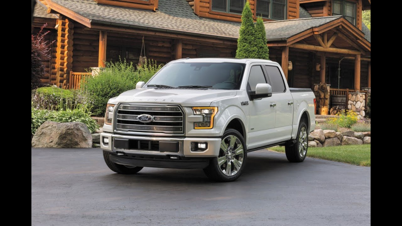 2016 Ford F 150 Limited Youtube