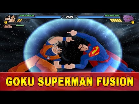 Goku And Superman Fusion | Gok-El Vs Beerus | DBZ Tenkaichi 3 (MOD)