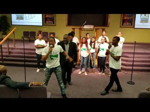 Southwestern Christian College Summer Tour 2018 part 2 at Northbound COC Jacksonville, FL