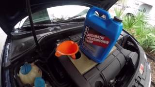 How To Flush Engine with ATF