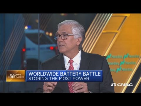 AES Corp CEO on renewable energy and storage