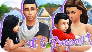 16 & PREGNANT👶🏻🍼 // THE SIMS 4 | Part 33 - PROM NIGHT💜